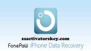 FonePaw iPhone Data Recovery Keys