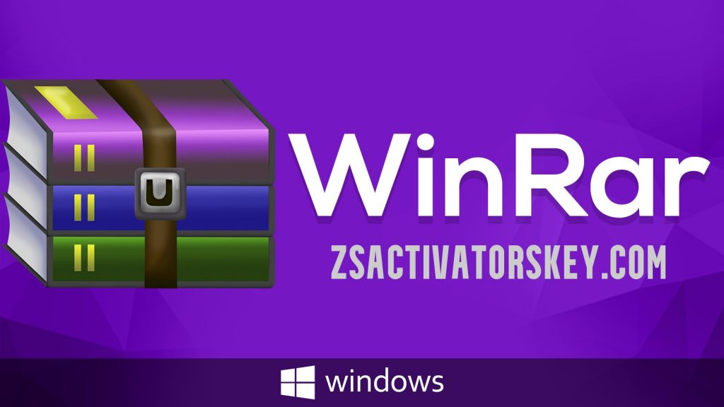 WinRAR 6.0 Crack Torrent Free Download 2021