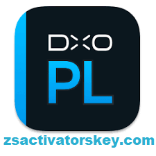 DxO PhotoLab Crack Download With Activation Key