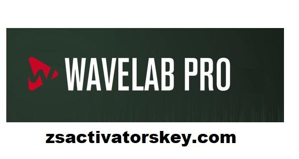 WaveLab Pro Crack Torrent Download Latest 2021