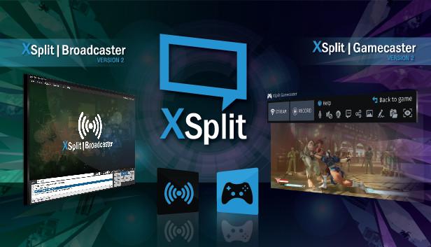 XSplit Broadcaster Crack Torrent Key Download
